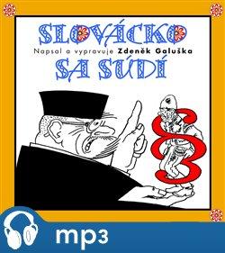 Obálka titulu Slovácko sa sudí