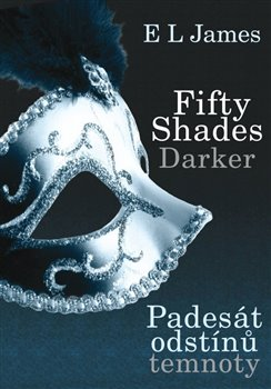 Obálka titulu Fifty Shades Darker - Padesát odstínů temnoty