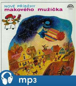 Obálka titulu Nové příběhy Makového mužíčka