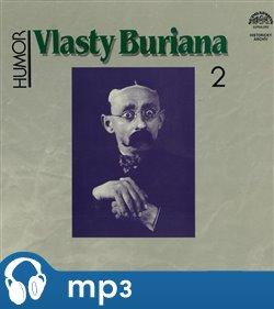 Obálka titulu Humor Vlasty Buriana 2.
