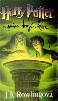 Obálka titulu Harry Potter a princ dvojí krve
