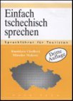 Obálka titulu Einfach tschechisch Sprechen