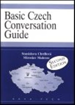 Obálka titulu Basic Czech Conversation Guide