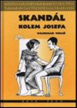 Obálka titulu Skandál kolem Josefa