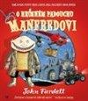 Obálka knihy O hrůzném padouchu Manfredovi