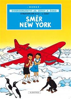 Obálka titulu Směr New York