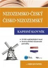 Nizozemsko-český/česko-nizozemský  kapesní slovník