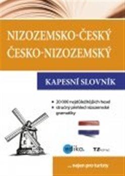 Obálka titulu Nizozemsko-český/česko-nizozemský  kapesní slovník