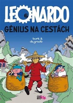 Obálka titulu Génius na cestách