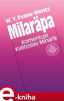 Obálka titulu Milarepa