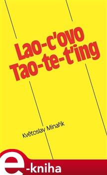 Obálka titulu Lao-c ovo Tao-te-ťing