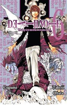Obálka titulu Death Note 6 - Zápisník smrti