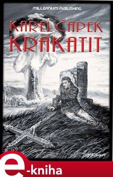 Obálka titulu Krakatit