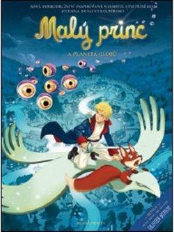 Obálka titulu Malý princ a Planeta globů