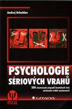 Obálka titulu Psychologie sériových vrahů