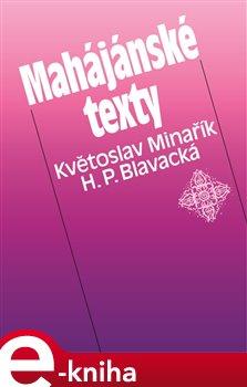 Obálka titulu Mahájánské texty