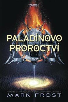 Obálka titulu Paladinovo proroctví