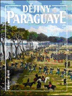 Obálka titulu Dějiny Paraguaye