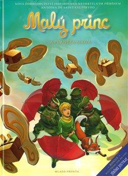 Obálka titulu Malý princ  a Planeta slova
