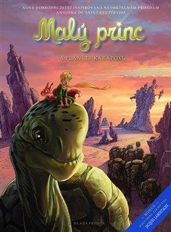 Obálka titulu Malý princ  a Planeta karapoxů