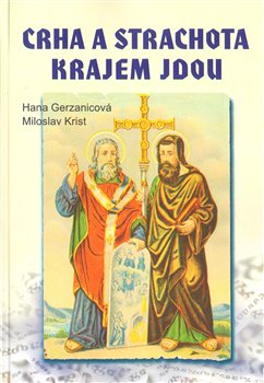 Obálka titulu Crha a Strachota krajem jdou