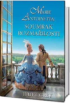 Obálka titulu Marie Antoinetta