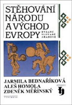 Obálka titulu Stěhování národů a východ Evropy