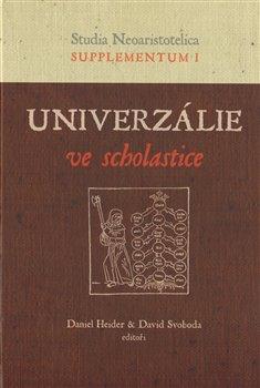 Obálka titulu Univerzálie ve scholastice