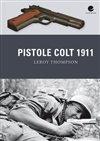 Obálka knihy Pistole Colt 1911