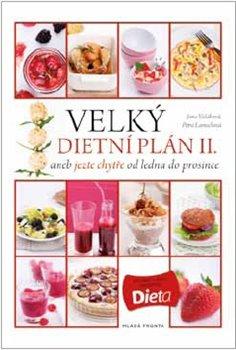Obálka titulu Velký dietní plán II.