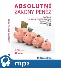 Obálka titulu Absolutní zákony peněz