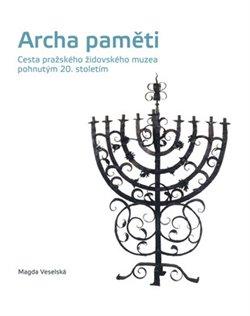 Obálka titulu Archa paměti