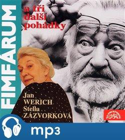 Fimfárum a tři další pohádky, mp3 - Jan Werich