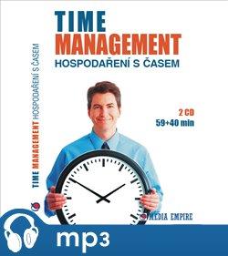 Obálka titulu Time Management - hospodaření s časem