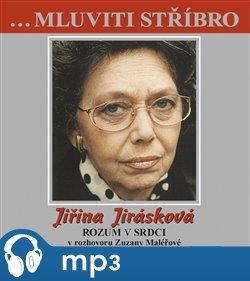 Obálka titulu Mluviti stříbro - Jiřina Jirásková