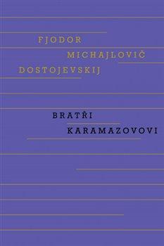 Obálka titulu Bratři Karamazovovi