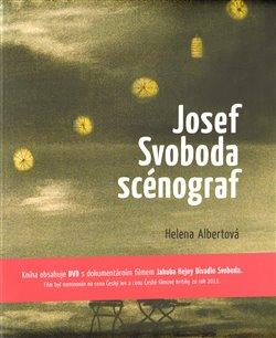 Obálka titulu Josef Svoboda - Scénograf