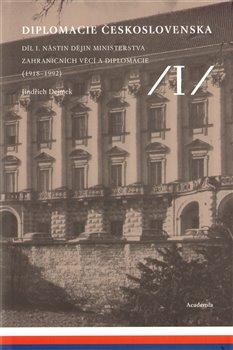 Obálka titulu Diplomacie Československa