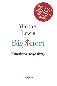 Obálka titulu Big Short
