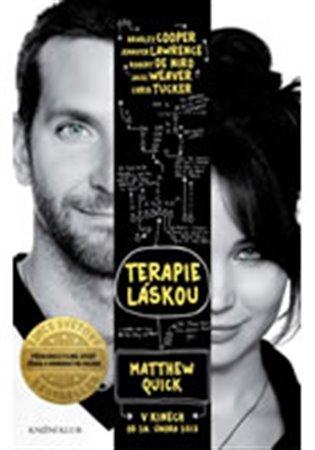 Terapie láskou - Matthew Quick   Booksquad.ink