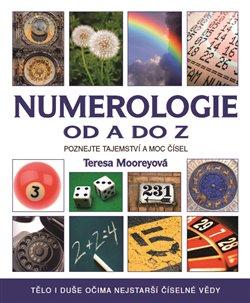 Obálka titulu Numerologie od A do Z