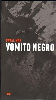 Obálka titulu Vomito negro