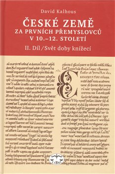 Obálka titulu České země za prvních Přemyslovců v 10.–12. století, II. díl