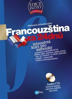 Obálka titulu Francouzština za 24 dnů