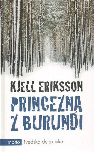 Princezna z Burundi - Kjell Eriksson   Booksquad.ink
