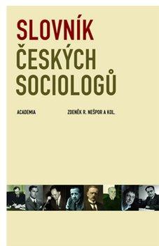 Obálka titulu Slovník českých sociologů