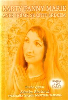 Obálka titulu Karty panny Marie