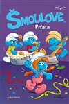 Obálka knihy Šmoulové – Prťata