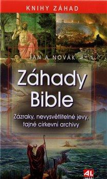 Obálka titulu Záhady bible