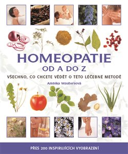 Obálka titulu Homeopatie od A do Z